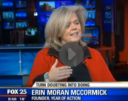 Erin Moran McCormick - FoxTV Interview - Year of Action
