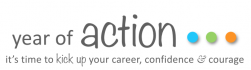 Year of Action - Kick your career (& life) into action